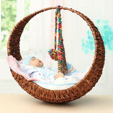 Rugged Creative Studio Photography Props Hand-Woven Baskets for Newborn Baby
