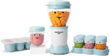 NutriBullet Baby Food Prep System in Blue