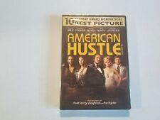 American Hustle (DVD, 2014) New
