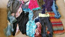 20 LOT WOMEN CLOTHES SHIRT PANTS LONG SLEEVE TOPS TANK JACKET size medium