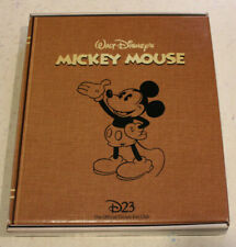 D23 Disney Archives Mickey Mouse Official Fan Club Membership Set Incomplete