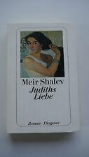 Meir Shalev - Judiths Liebe