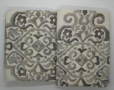 Pottery Barn Asher Organic Sham Standard Gray S/ 2 #477