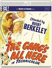 The Gang s All Here  1943  [Masters of Cinema] [Blu-ray]