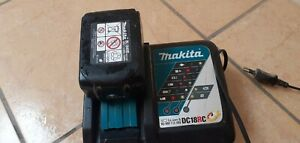 Caricabatterie makita 18v