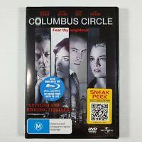 COLUMBUS CIRCLE (WS) NEW DVD