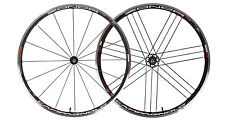 New 2014 Campagnolo Zonda 2-Way Fit Road Bike Wheel Set Clincher or Tubeless