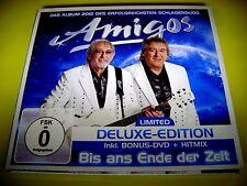 AMIGOS - BIS ANS ENDE DER ZEIT | CD + DVD LTD EDIT | Schlager Shop 111austria
