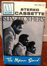 """THE ISLEY BROTHERS """"MOTOWN SUPERSTAR SERIES VOL. 6"""" CASSETTE TAPE"""