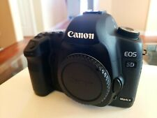 Canon EOS 5D Mark II 21.1 MP Digital SLR Full Frame Camera - with Accessories