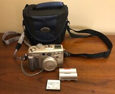 Canon PowerShot G2 PC1015 4MP Camera, Tested! (Read Below)