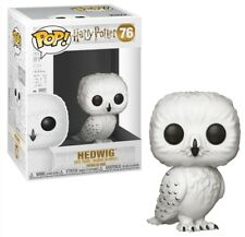 FUNKO POP HARRY POTTER 76 HEDWIG OWL VINYL FIGURE FIGURINE