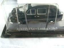 AUSTIN FX4 - TAXI LONDON 1965  SCALA 143