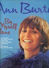 ANN BURTON by myself alone HOLLAND RARE JAZZ EX LP 1974
