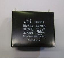 Cbb61 18uF 450Vac capacitor fast shiping from Usa