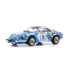 Kyosho - 1:18 Renault Alpine A110 1973 Tour de Corse #5 - Damaged Bonnet