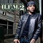 LLOYD BANKS - H.F.M.2 (THE HUNGER FOR MORE 2) CD NEU