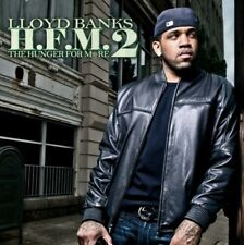 LLOYD BANKS - H.F.M.2 (THE HUNGER FOR MORE 2)  CD NEU