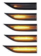 VW T6 LED CLEAR DYNAMIC SEQUENTIAL SIDE REPEATER LIGHT SET (1 PAIR)