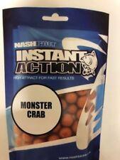 Nash Instant Action Monster Crab 5Kg Bag  *NEW 2018* ALL SIZES FREE POSTAGE