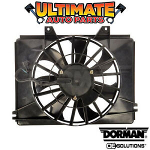 A/C Condenser Cooling Fan (3.5L V6) for 02-05 Kia Sedona