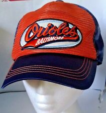 Baltimore Orioles MLB Vintage 1992-94 Orioles Team Logo Cap EUC