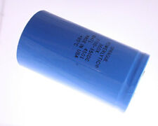 New Sprague 3700uF 350V 36D Series Large Can Screw Terminal Capacitors 3.7KuF