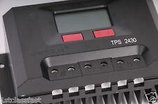30AMP 24VOLT SOLAR 24V 30A BATTERY CHARGE CONTROLLER W VOLT AMP & LOAD LED METER