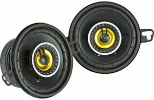 "KICKER 180W CS Series 3.5"" 2-Way Coaxial Car Stereo Speakers | 46CSC354"