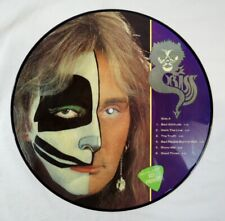 Criss, Cat #1 Peter Criss (Kiss) Ltd. Ed. Vinyl Picture Disc Sweden Megarock