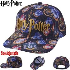 1x Harry Potter Hogwarts School Canvas Sun Baseball Caps Hat Cosplay Collection