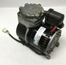 Gast 74r130 P180 H201x Rocking Piston Compressor Vacuum Pump 14hp 230v 100psi