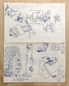 "Daniel Johnston ""Weird"" early work"