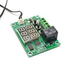 Dual Display Digital Thermostat High Precision Temperature Control Switchcontrol