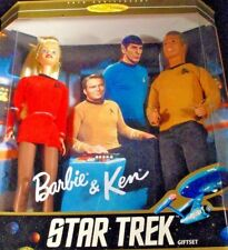 "NEW - 1996 ""Barbie And Ken Star Trek"" 30th Anniversary Collectors Edition - NIB"