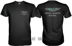 Aston Martin Racing  Logo T Shirt