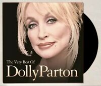Dolly Parton - The Very Best of Dolly Parton, 2 LP Vinyl (Not A Preorder)
