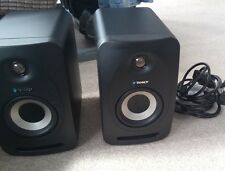 TANNOY REVEAL 402 ACTIVE MONITOR SPEAKERS - Light use only