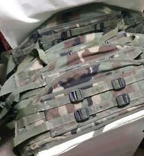 Usgi Military Woodland Molded Waist Belt Very Good