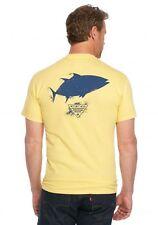 Columbia - Mens XXL - NWT - Yellow PFG Silhouette Tuna Off-Shore Fishing T-Shirt