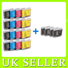 20 YEYE Brand Ink Cartridges for Brother LC1000 LC970 DCP135C MFC235C MFC440CN