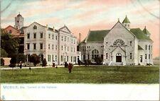 Postcard AL Mobile Raphael Tuck - Convent of the Visitation No. 2355 C.1905 L11