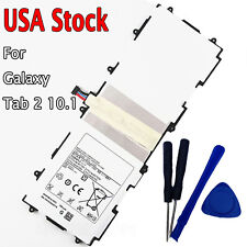 Replacement Battery For Samsung Galaxy Tab 2 10.1 model number GT-P5113TS 7000mA