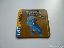 Magnet Staks Pokémon Advanced / 187 Bagon / Panini 2003 [ Neuf ]