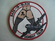 US AIR FORCE 1st SOS SPECIAL OPERATIONS SQUADRON GOOSE-83 PATCH
