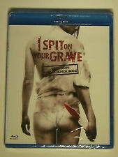 BLU-RAY I SPIT ON YOUR GRAVE Version 2010 non censurée + film original de 1978