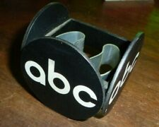 ABC  Mic Flag Vintage Microphone Cube RARE