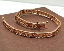 Pink Rose Gold Fine Bracelets