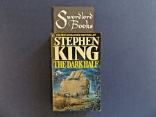 | @Oz |  THE DARK HALF By Stephen King (1990), New English Library Softcover