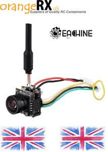 Micro FPV Camera with 25mW VTX Eachine TX06 5.8Ghz 48CH Smart Audio Mini 700TVL